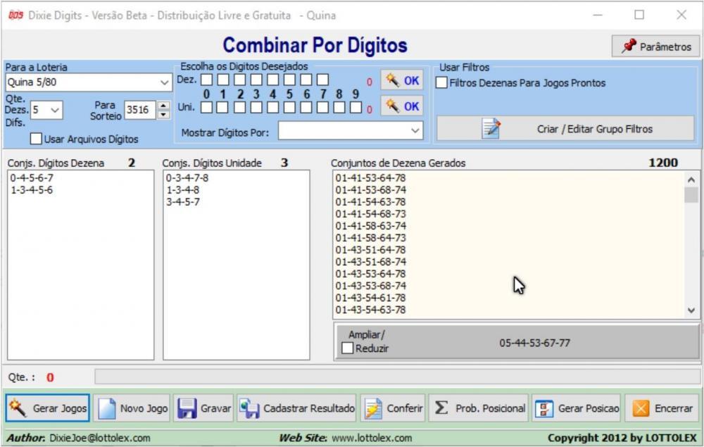 ----DIXIEJOE _Software - Dixie Digits _(Combinar Dígitos) _CoGaLo comment=337930.jpg