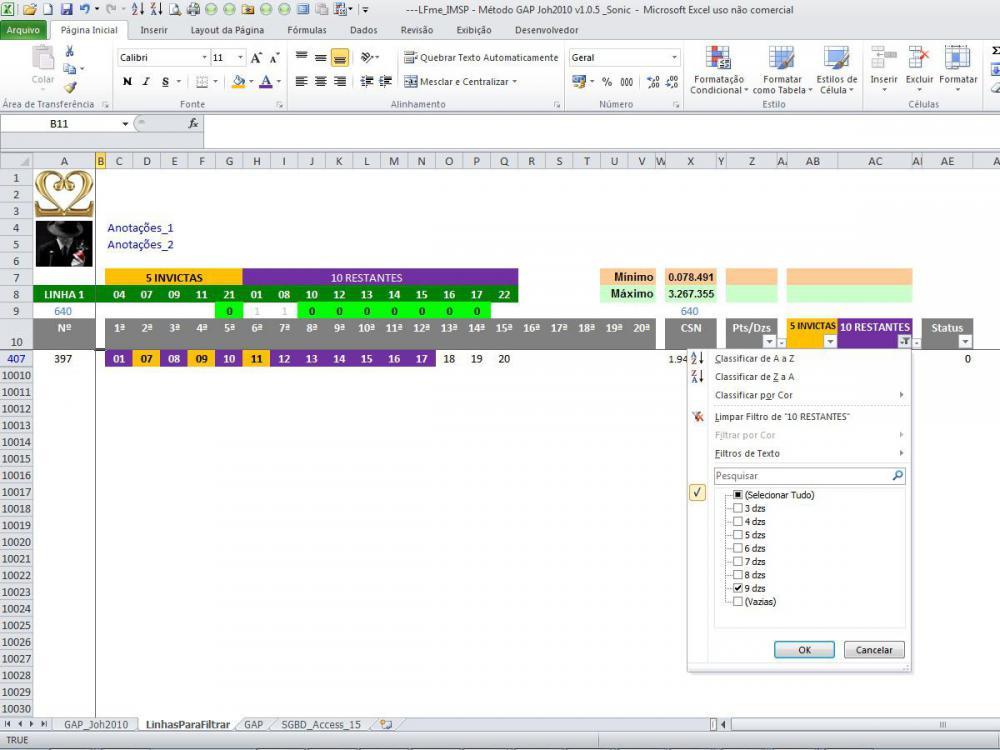 LF 397 LFme_IMSP - Método GAP Joh2010 v1.0.4 _Sonic _LINHA 4 _1 CSN FILTRADO.JPG