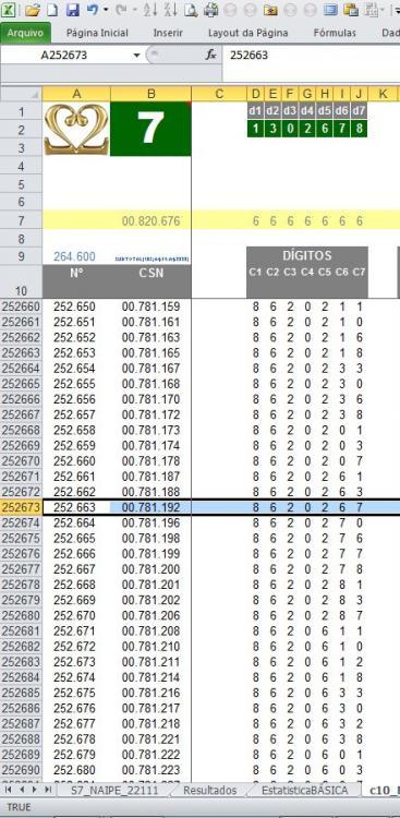 S7 016 dois NAIPE 22111 _Filtrando 7 Dígitos resulta 264.600 Combinações _Concurso 9.JPG