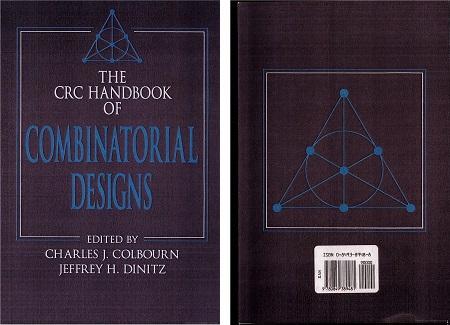 dois _059 - MATEMÁTICA _Combinatorial Designs - CRC Handbook of Combinatorial Designs _Livro.jpg